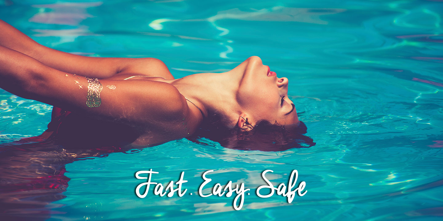Fast Easy Safe Self Tan - Caribbean Tan