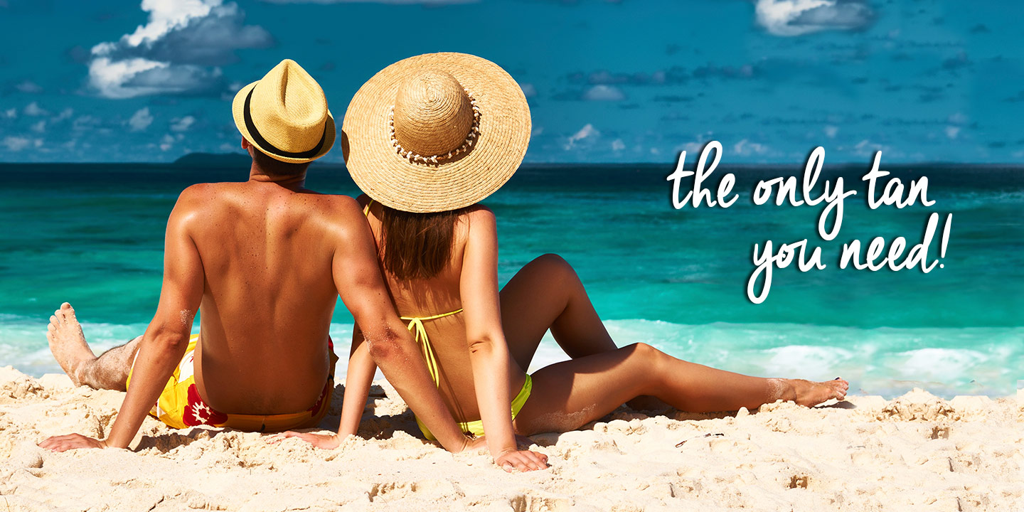 Caribbean Tan - The only self tan you need!